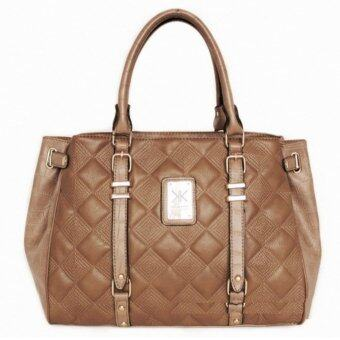 Harga Kardashian Kollection Tote Bag - Coffee