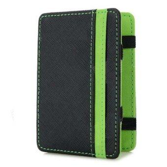 Harga Stable Magic Money Clip Wallet (Green)