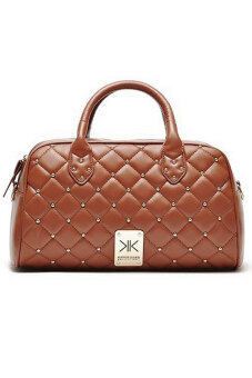 Harga Kardashian Kollection Quilted Bowling Bag Handbag