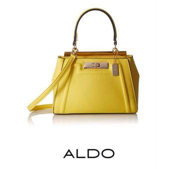 Harga AUTHENTIC ALDO TOP HANDLE SMALL SATCHEL (YELLOW)