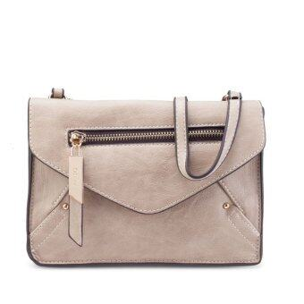 Harga ALDO Small Klemtoo Cross Body Bag ( Beige )