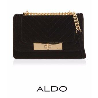 Harga AUTHENTIC ALDO VIBOVELENTIA CROSS BODY BAG (BLACK)