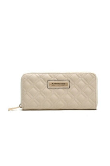 Harga Kardashian Collection New Zip Wallet (White)