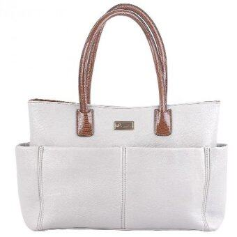 Harga AR by Alfio Raldo AB-2007 Tote Bag Grey