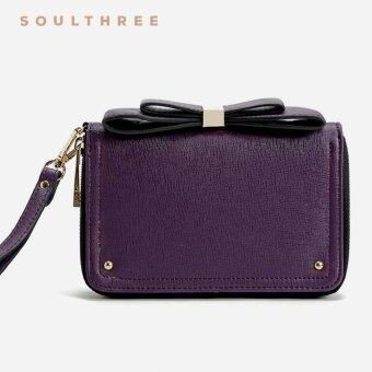 Harga ALDO Viona Techno Chic Bow (Purple)