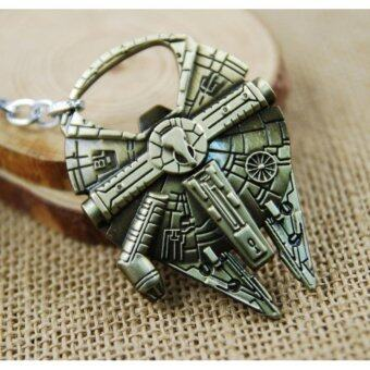 Harga 1pcs Movie Key Chain Star Wars Beer Opener Keychain Men Gift Key Chain Key Holder(OVERSEAS)