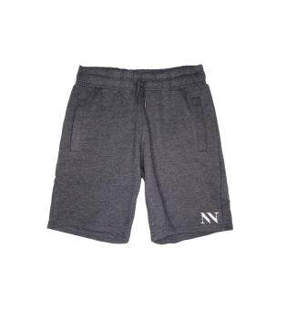 Harga F.O.S NAVY & NAVY MEN DARK MELANGE BASIC SHORTS