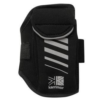 Harga Karrimor Unisex Adjustable Outdoors Running Sports Headphone Arm Wallet Black