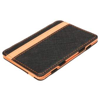 Harga Yidabo Fashion New Wallet Men's Money Clip (Orange)