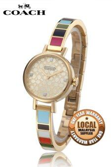 Harga Coach Legacy Quartz Women Luxury Watch 14500975
