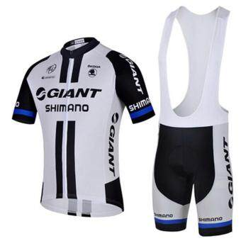 Harga Giant riding clothes suit L