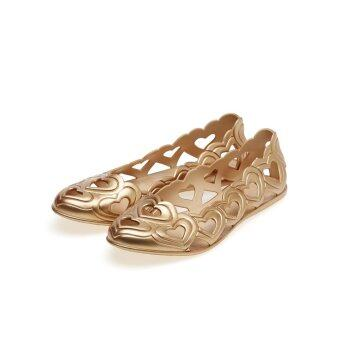 Harga Jelly Bunny BRUNA METALLIC Gold Metallic