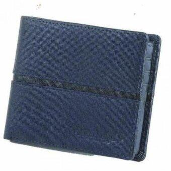 Harga Alfio Raldo LA-719 Men Wallet Grey Leather