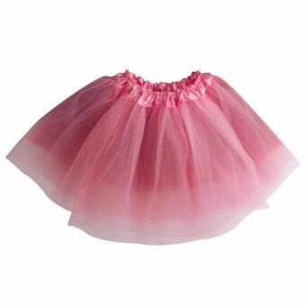 Harga Hequ Kids Baby Girls Mother Adult Tutu Skirts Mini Ballet Princess Fancy Dress Party FOR Pink