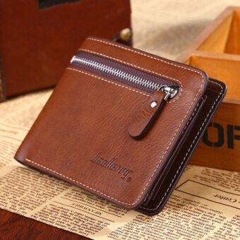 Harga Hot Sale Multi functional men Brand wallet PU leather Money clip for money Cash Holder