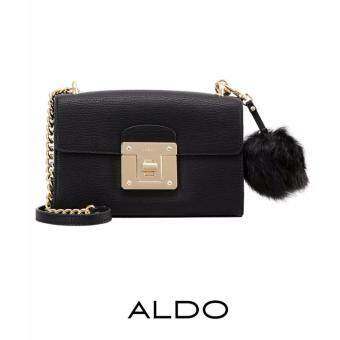 Harga AUTHENTIC ALDO CHAIN CROSS BODY BAG (BLACK)