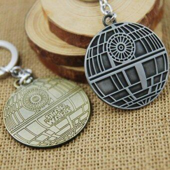 Harga 2pcs Movie Key Chain Star Wars Keychain Men Gift Key Chain Key Holder(OVERSEAS)