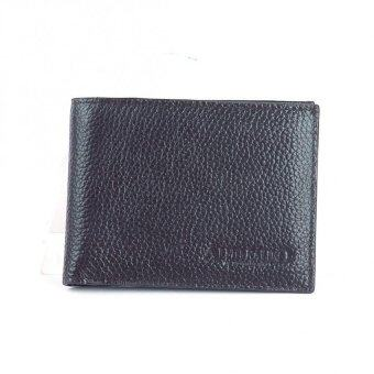 Harga Alfio Raldo LA-714 Men Wallet Brown Leather