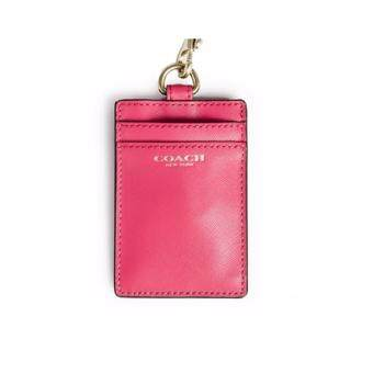 Harga Coach Elegant Card Holder - Pink