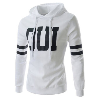 Harga Hequ Fashion Hooded Mens Sweatshirt Hip Hop Suit Off White Men Hoodies White