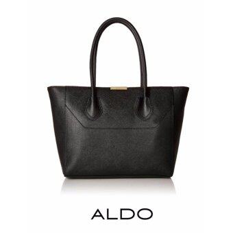 Harga AUTHENTIC ALDO LARGE SATCHEL (BLACK)