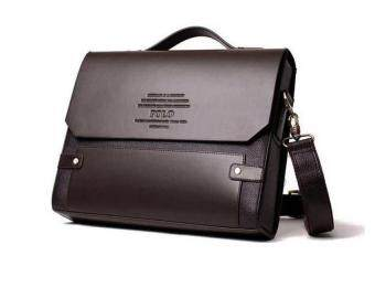 Harga 【Rdy Stock】Bestseller Franke Polo Horizontal Shoulder Business Man Bag - Horizontal