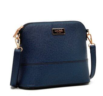 Harga LA POLO LA 20167 CROSS BODY BAG (DARK BLUE)