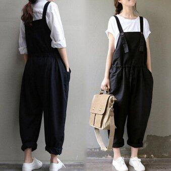 Japanese Style Loose & Stylist Jumpsuits