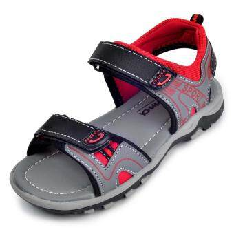 Kasut U Ginna 704-00149 Children Boy Shoe (Kasut Budak Lelaki) / Sandal / Slipper (Selipar) - Black (Hitam)