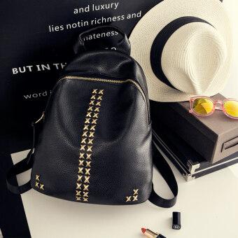 Korean-style female Shishang women's bag backpack