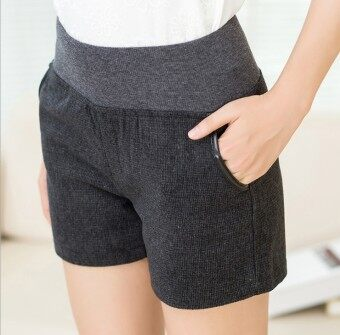 Korean-style Plus-sized Slimming effect bottoming pants casual pants
