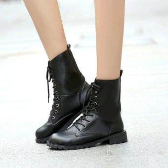 LCFU764 New Fashion England Style Dr. Martin Boots Couple's MartinShoes Women Marten Dr Designer Motorcycle Boots - 4