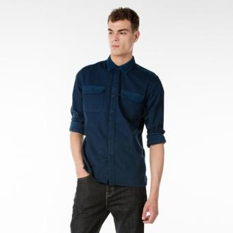 Levi's Jackson Worker Shirt (Blue) - 2
