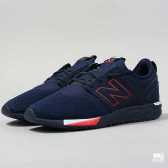 new balance shoes blue. new balance mrl247-nr men\u0027s lifestyle shoes blue