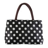 ... Bag black and white dots. MYR 66.00. MYR 138.00 -52%. (0). 360DSC Womens Novelty Cute Magic Cube Shape PU Leahter Handbag ToteBag Makeup Purse - Intl