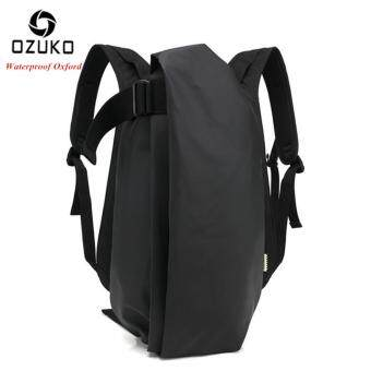 OZUKO Men Backpack Anti-theft Rucksack School Bag Casual Travel ...
