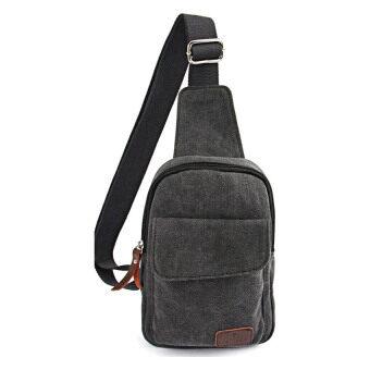 Piccolo Korean Sling Bag/School Bag/Messenger Bag (Black)   Lazada ...