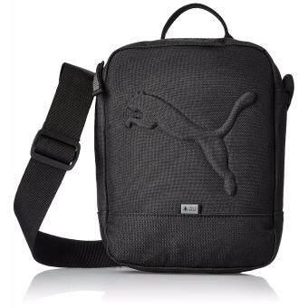 Puma Buzz Portable Unisex Cross body Sling Bag Black