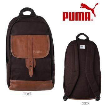 Puma Drift Backpack 070622-02 Brown Bag storage notebook