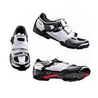 SHIMANO SH M089 SPD Mountain Bike Shoes MTB Riding EquipmentCycling Locking Shoes - 2