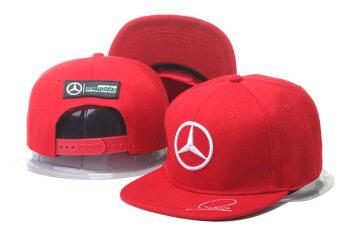 Snapback Hats For Men Lewis Hamiltons Signature Edition F1 ChampionChapeau Hip Hop Baseball Cap Mens Womens Gorras Adjustable - 2