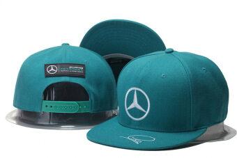 Snapback Hats For Men Lewis Hamiltons Signature Edition F1 ChampionChapeau Hip Hop Baseball Cap Mens Womens Gorras Adjustable - 3