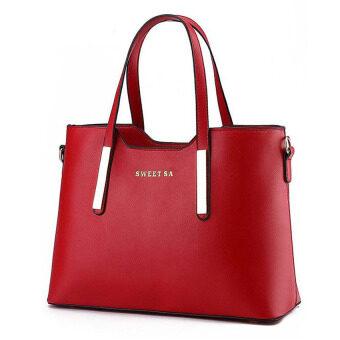 SoKaNo Trendz Sweet SA PU Premium PU Leather Bag- Red