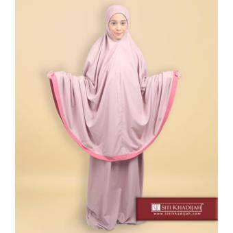 Telekung Siti Khadijah TPO (The Prayer Outfit) 4.1 (Pink)