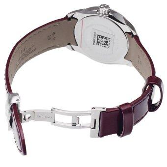 Tissot Red Leather strap Watch Tissot T035.210.16.371.00 - 4