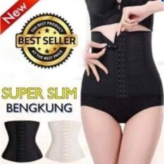434ced98f4528 UltraSlim Corset Body Shaping Waist Girdle Tummy Control Slimming Belt  Bengkung (BLACK) LOCAL SELLER