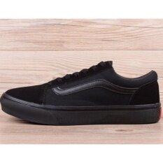 vans mens shoes. van old skool men\u0027s classic canvas sneaker skateboardingshoes vn-0d3hbka (black) \u0026nbsp; vans mens shoes