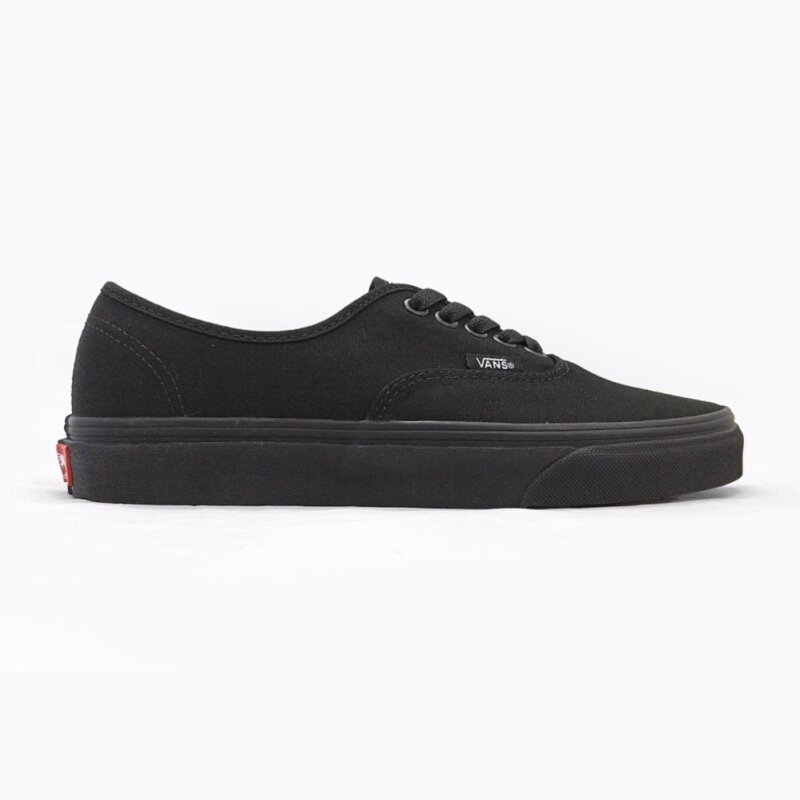 b33953a7a2ea8 [Vans_Originals] 100% Authentic/ Unisex Authentic Skate Shoe VN-0EE3BKA  Black Sneakers] 100% Authentic VN-0EE3BKA Black