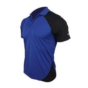 YLC POLO 1125-ROYAL/BLK
