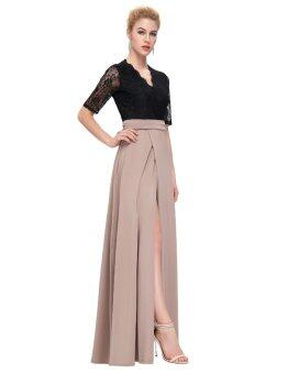 ZASHION European Dress | Shirts | Tops Collection (Khaki)